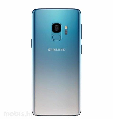 Samsung Galaxy S9 Dual SIM: srebrno plavi