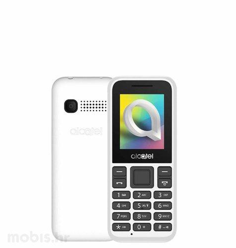 Alcatel OT-1066D: bijela