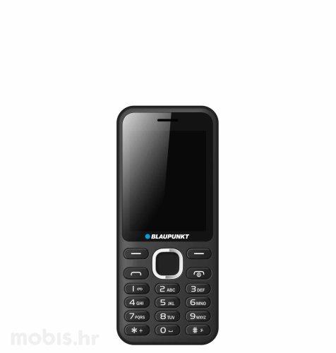 Blaupunkt FM02 Dual SIM 24MB/32MB: crni