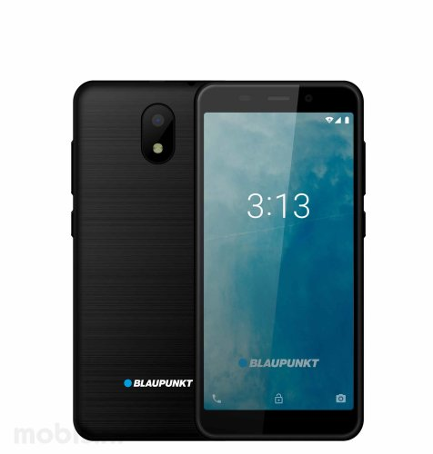 Blaupunkt SM02 Dual SIM 1GB/8GB: crni