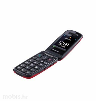 Panasonic KX-TU456: crveni