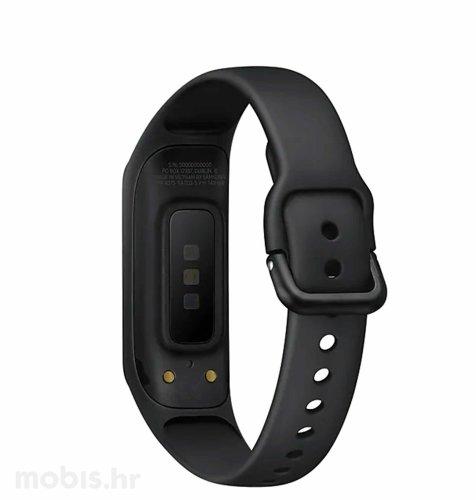 Samsung SM-R375 Galaxy Fitⓔ narukvica: crna