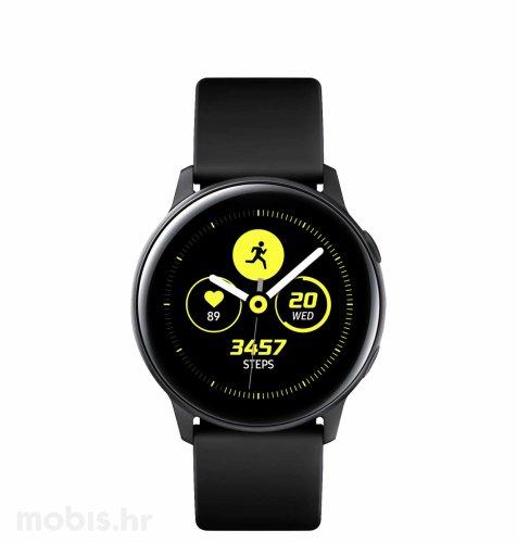 Samsung R500 Galaxy Watch Active: crni