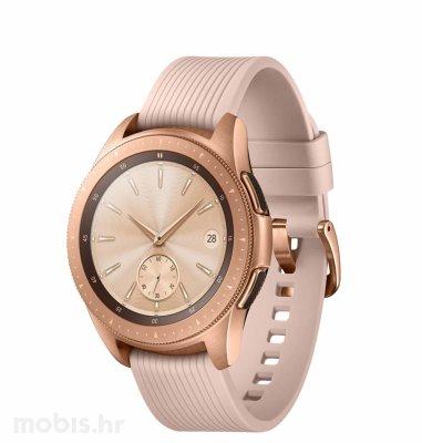 Samsung R810 Galaxy Watch: zlatno rozi
