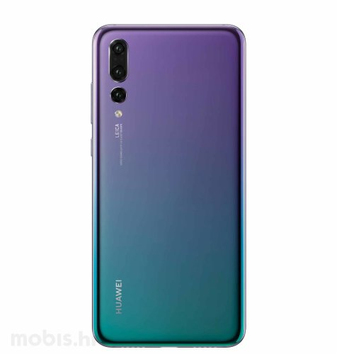 Huawei P20 PRO: ljubičasta