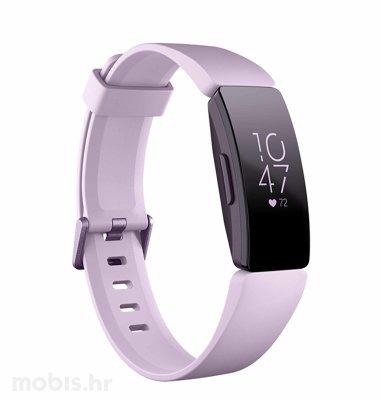 Fitbit Inspire HR pametna narukvica: ljubičasta