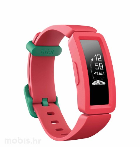 Fitbit Ace 2: watermelon + teal