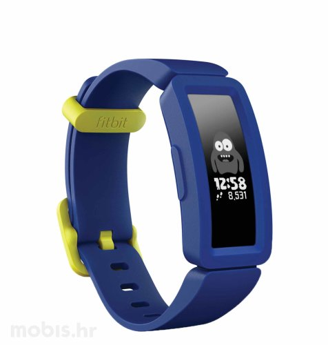 Fitbit Ace 2: night sky + neon yellow