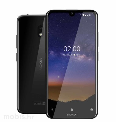 Nokia 2.2 Dual SIM 2GB/16GB: crna