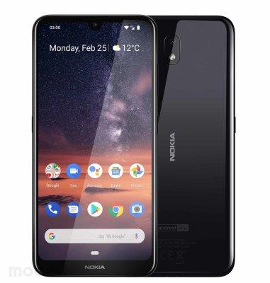 Nokia 3.2 Dual SIM 2GB/16GB: crna