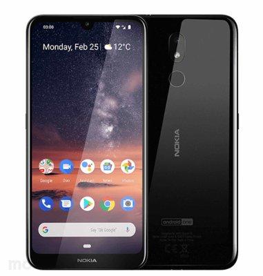 Nokia 3.2 Dual SIM 3GB/32GB: crna