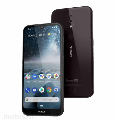Nokia 4.2 Dual SIM 3GB/32GB: crna