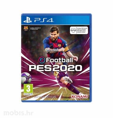 eFootball PES 2020 igra za PS4