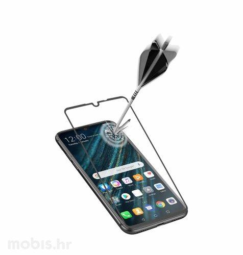 Cellular line zaštitno staklo za uređaj Huawei P30: crno