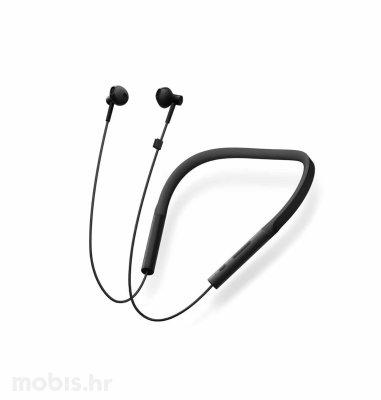 Xiaomi Mi bluetooth slušalice oko vrata: crne