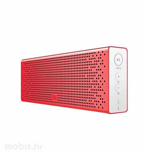 Xiaomi Mi bluetooth zvučnik: crveni