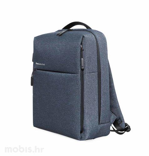 Xiaomi Mi gradski ruksak: tamno plavi