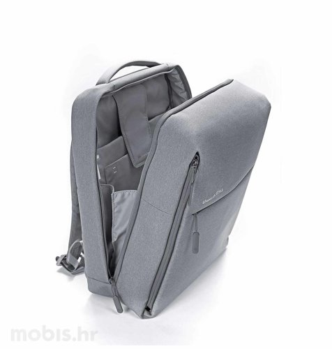 Xiaomi Mi gradski ruksak: svjetlo sivi