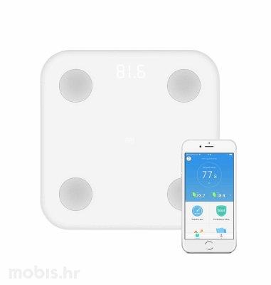 Xiaomi Mi pametna vaga: bijela