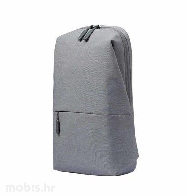 Xiaomi Mi City Sling torbica: svijetlo siva