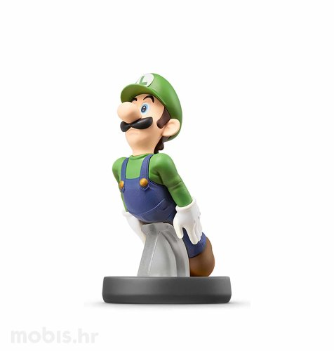 Igra Amiibo Super Smash Bros Luigi no 15