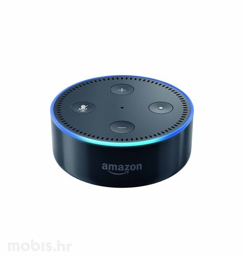 Amazon Echo Dot bluetooth zvučnik (2rd generation): crni
