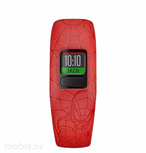 Garmin Vivofit jr.2 narukvica: Spiderman crvena