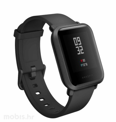 Xiaomi Huami Amazfit Bip lite: crni
