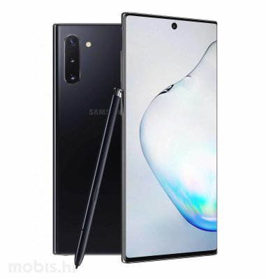 Samsung Galaxy Note 10+ 12GB/256GB: Aura crni