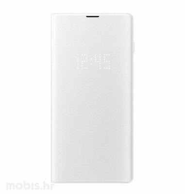 LED View maska za uređaj Samsung Galaxy Note10+: bijela