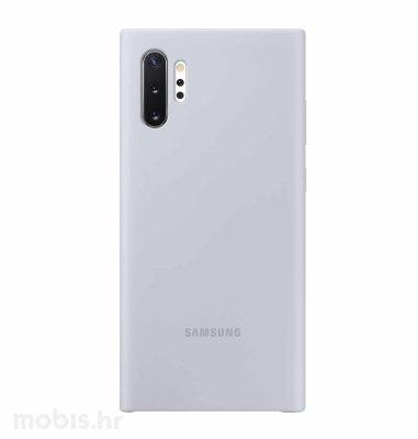 Silikonska maskica za Samsung Galaxy Note10: bijela