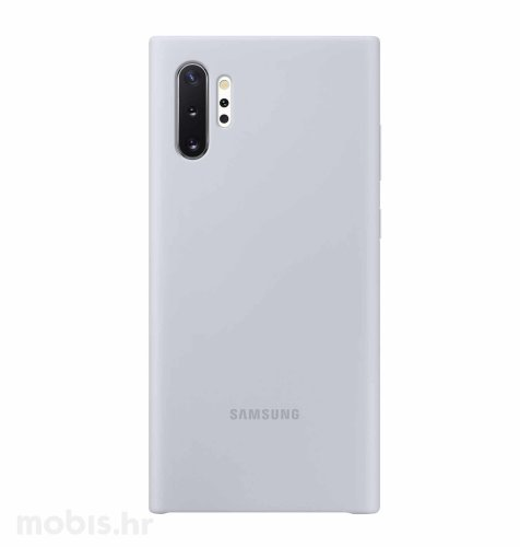 Silikonska maskica za Samsung Galaxy Note10+: bijela