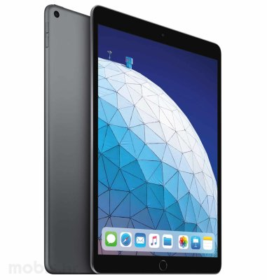 "Apple iPad Air 3 LTE 10.5"" 64GB: sivi"