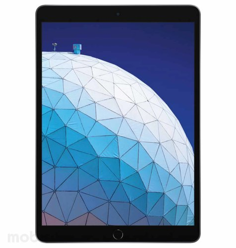 "Apple iPad Air 3 Wi-Fi 10.5"" 256GB: sivi"