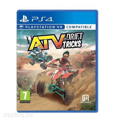 ATV Drift & Tricks igra za PS4