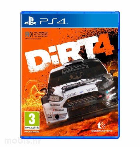 DIRT 4 igra za PS4