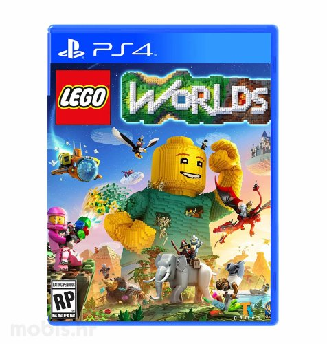 Lego Worlds igra za PS4