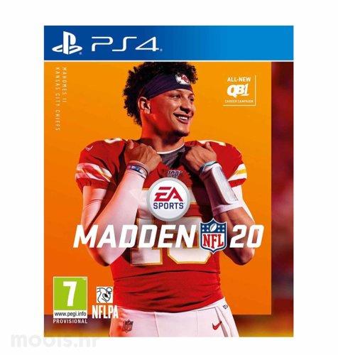 Madden NFL 20 igra za PS4