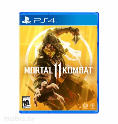 Mortal Kombat 11 igra za PS4
