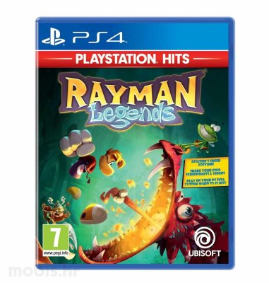Rayman Legends HITS igra zaPS4