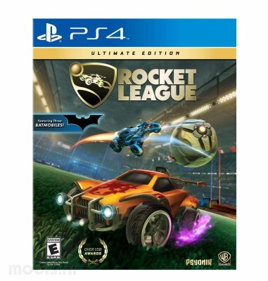 Rocket League Ultimate Edition igra za PS4