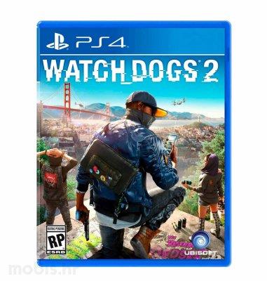 Watch Dogs 2 Standard Edition igra za PS4