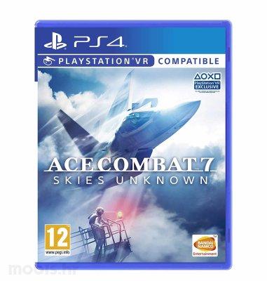 Ace Combat 7: Skies Unknown igra za PS4