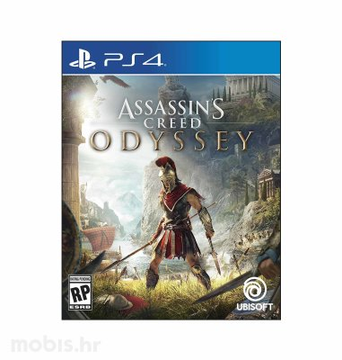 Assassin's Creed Odyssey Standard Edition igra za PS4