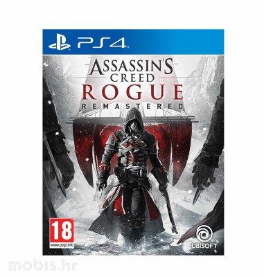 Assassin's Creed Rogue Remastered igra za PS4