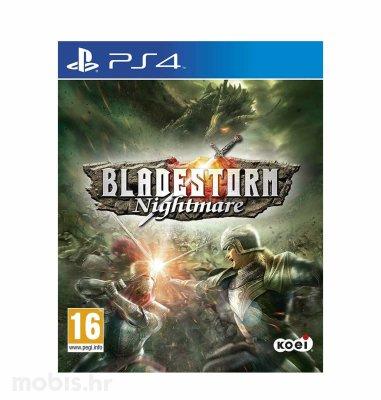 Bladestorm Nightmare igra za PS4