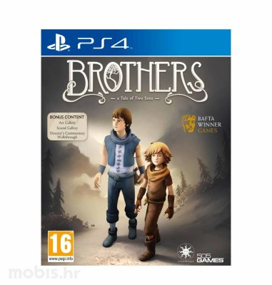 Brothers: A Tale of Two Sons igra za PS4