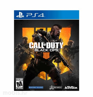 Call of Duty: Black Ops 4 igra za PS4