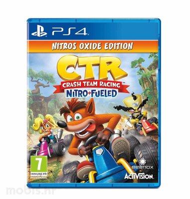 Crash Team Racing Nitro-Fueled – Nitrous Oxide Edition igra za PS4