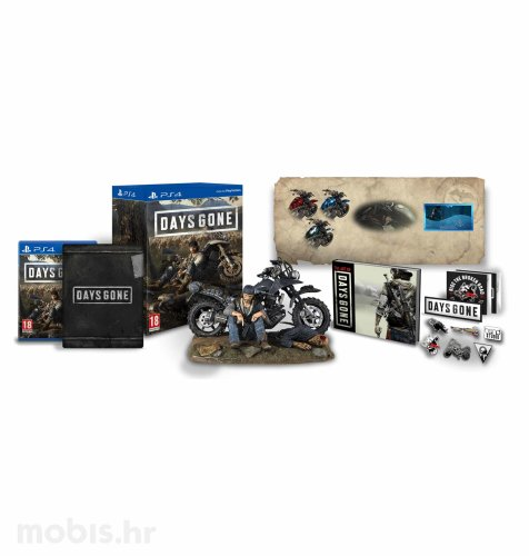 Days Gone Collector's Edition igra za PS4